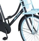 Altec Altec Classic 28inch Transportfiets Zwart-Blauw 2020 Nieuw