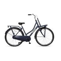 Crown Holland Transportfiets 28 inch 53cm Jeans Blue