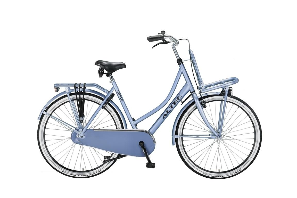 Altec Altec Urban Transportfiets 28 inch 57cm Blauw