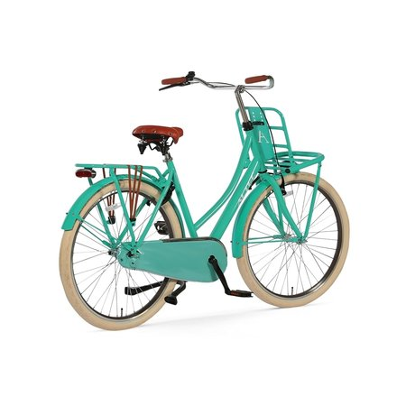 Altec Altec Urban Transportfiets 28inch 57cm Ocean Green