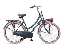 Altec Urban Transportfiets 28 inch 53cm Grijs-Roze