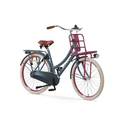 Altec Altec Urban Transportfiets 28 inch 53cm Grijs-Roze