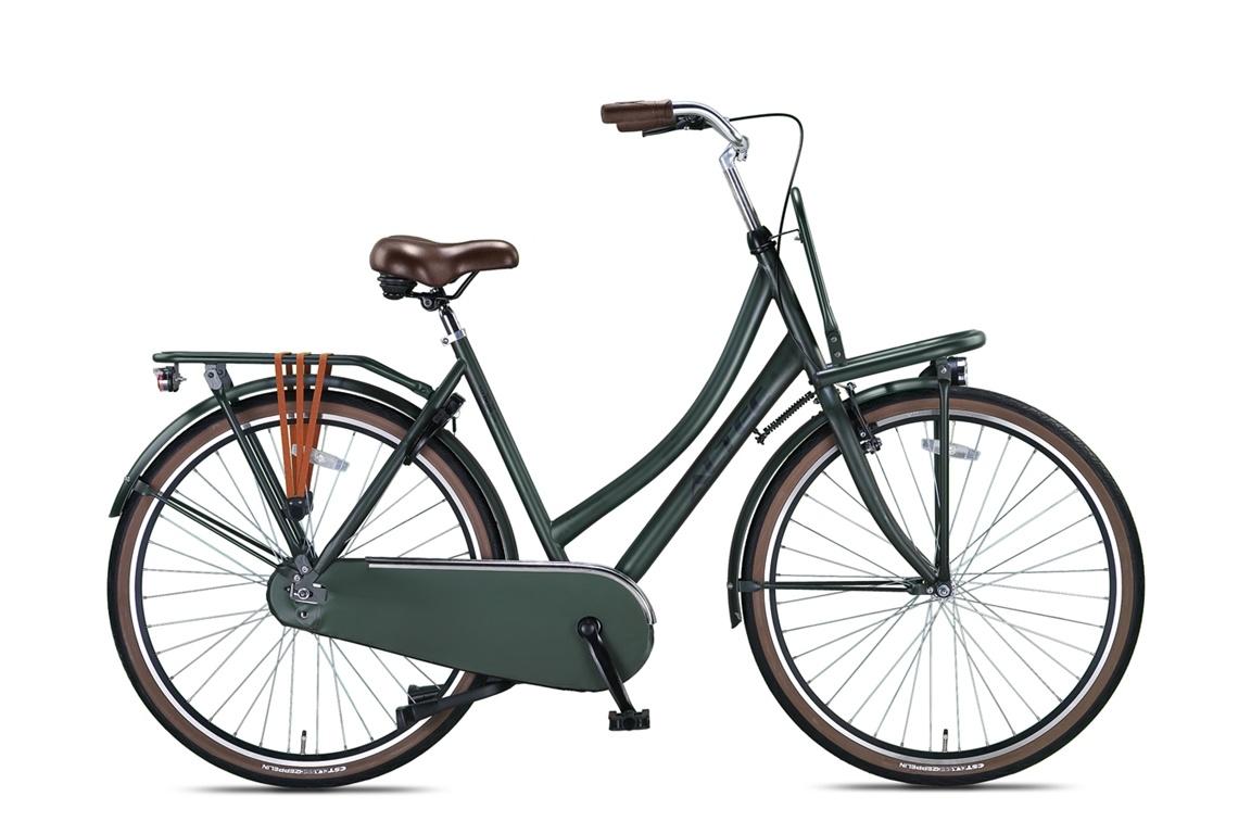 Altec Altec Urban 28inch Transportfiets 50cm Army Green Nieuw 2020