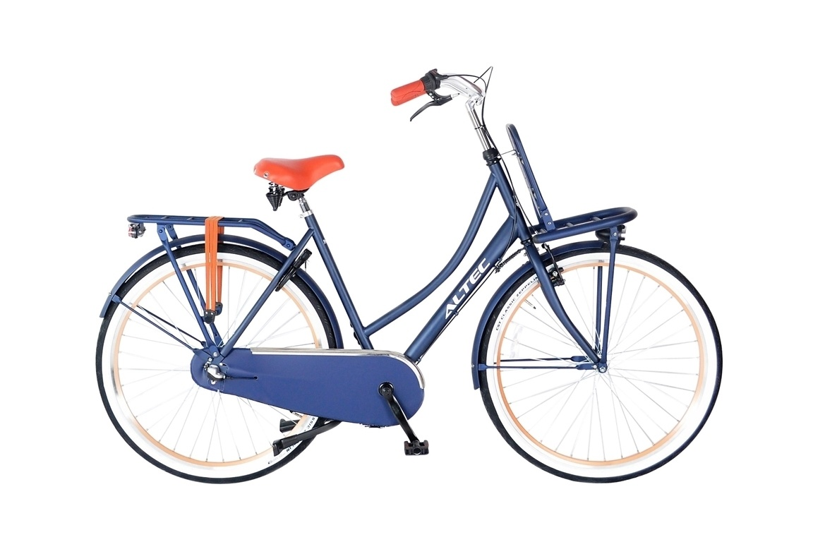 Altec Altec Dutch 28inch Transportfiets N-3 50cm Jeans Blue