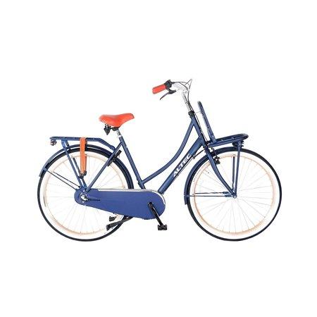 Altec Altec Dutch Transportfiets 28 inch 57 cm 3v Jeans Blue