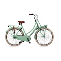 Altec Dutch Transportfiets 28inch 57cm 3v Mint Groen
