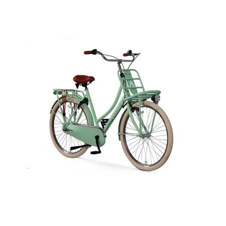 Altec Altec Dutch Transportfiets 28 inch 57 cm 3v Mint Groen