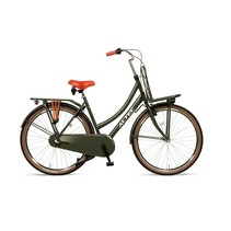 Altec Dutch Transportfiets 28inch 53cm 3v Army Green