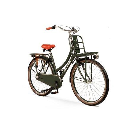 Altec Altec Dutch Transportfiets 28 inch 53 cm 3v Army Green