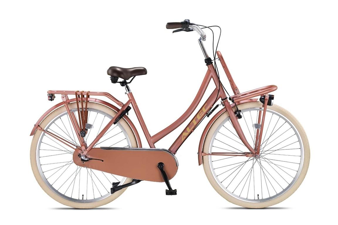 Altec Altec Dutch Transportfiets 28 inch  53 cm 3v Roze