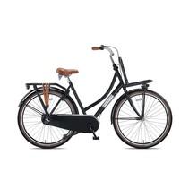 Altec Vintage 28inch Transportfiets N-3 Zwart 50cm NIEUW 2020