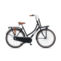 Altec Vintage Transportfiets 28 inch 57 cm 3v Zwart