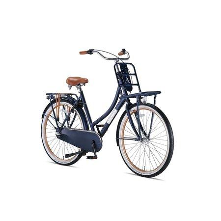 Altec Altec Vintage Transportfiets 28 inch 57 cm 3v Jeans Blue