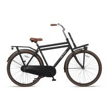 Altec Classic 28 inch Heren Transportfiets Zwart Nieuw