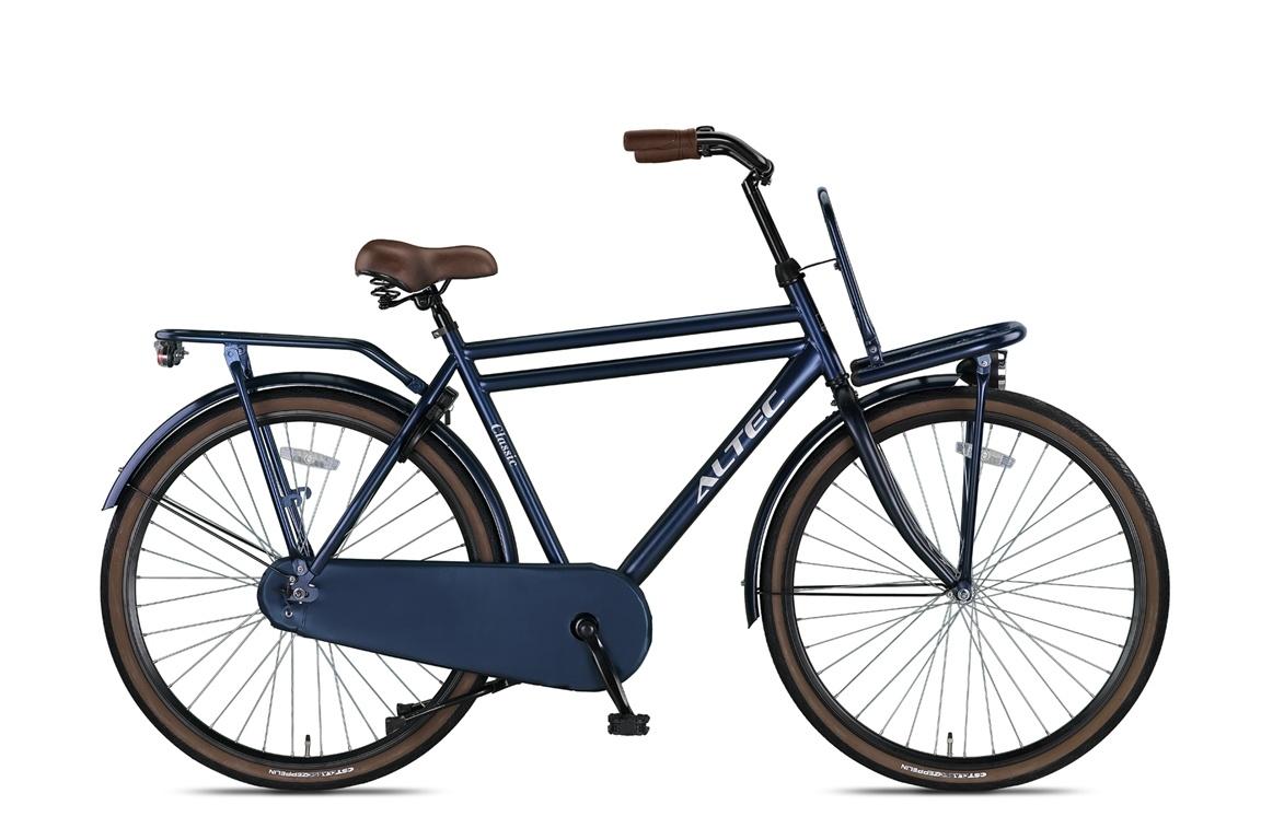 Altec Altec Classic Transportfiets 28 inch 58cm Jeans Blue