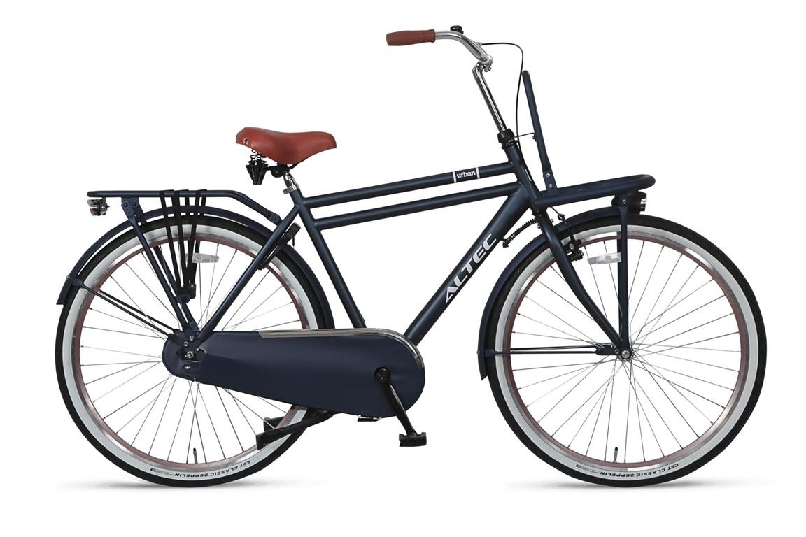 Altec Altec Urban 28inch Transportfiets Heren 55 Jeans Blue