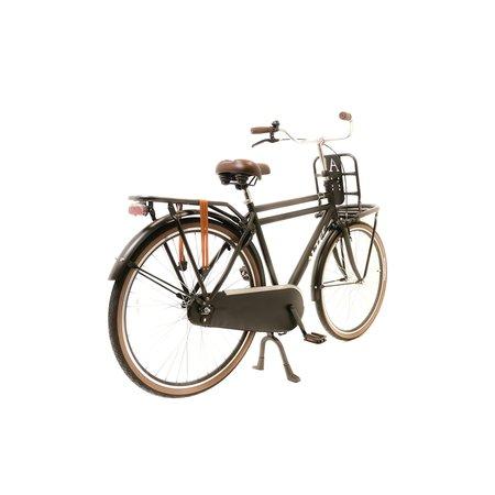 Altec Altec Urban Transportfiets 28 inch 55 cm Zwart