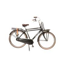 Altec Urban 28inch Transportfiets Heren 63cm Zwart Nieuw 2020