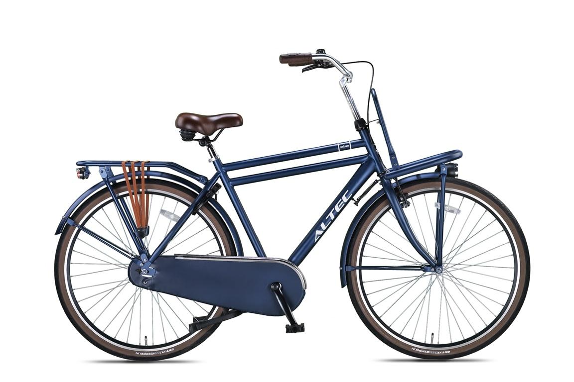 Altec Altec Urban Transportfiets 28 inch 55cm Jeans Blue