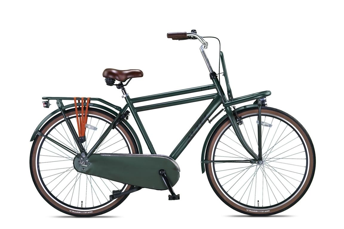 Altec Altec Urban Transportfiets 28 inch 55cm Army Green