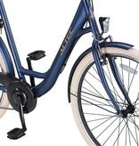 Altec Altec Metro Damesfiets 28 inch 55cm 7v Jeans Blue