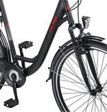 Altec Altec Verona 28 inch Damesfiets 55cm Night Black 2020