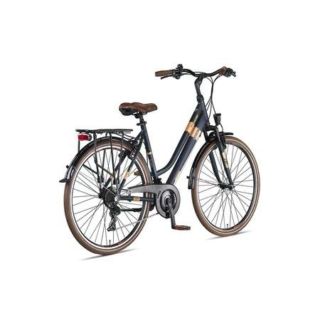 Altec Umit Ventura 28inch Damesfiets 53cm V-Brake   Blue/Bruin
