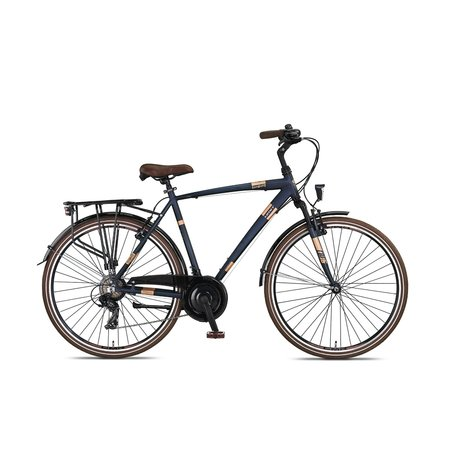 Altec Umit Ventura 28 inch Herenfiets 56cm V-brakes Blue/ Brown