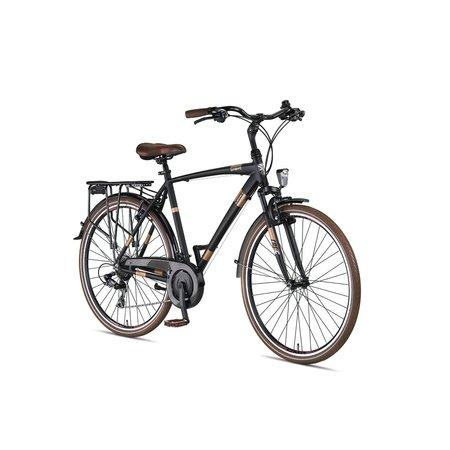 Altec Umit Ventura 28 inch Herenfiets 56cm V-brakes Black/ Brown