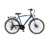 Umit Ventura Herenfiets 28 inch 56cm 21v Blauw-Wit