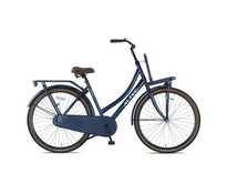 Outlet Altec Classic Transportfiets 28 inch Jeans Blue