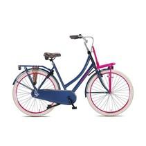 Outlet Altec Urban Transportfiets 28 inch 50cm Grijs-Roze