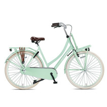 Outlet Altec Urban Transportfiets 28 inch 50cm Mint Groen