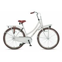 B-KEUZE Altec Urban Transportfiets 28 inch Pearl White