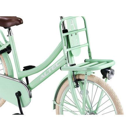 Altec Outlet Altec Urban Transportfiets 24 inch Mint Groen