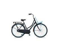 Outlet Altec Classic Transportfiets 28 inch Zwart-Blauw