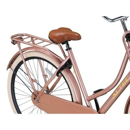 Altec Outlet Altec Classic Transportfiets 28 inch Roze