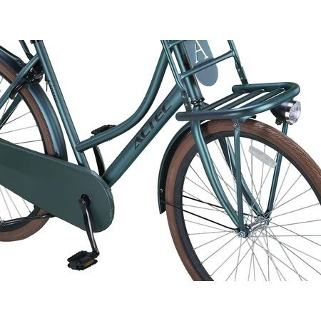 Altec Outlet Altec Classic Transportfiets 28 inch Army Green