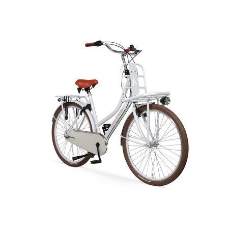 Altec Outlet Altec Transportfiets 28 inch 3v Wit
