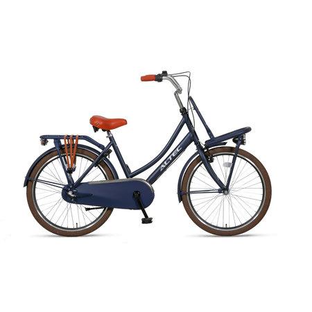 Altec Outlet Altec Dutch Transportfiets 24 inch 3v Jeans Blue
