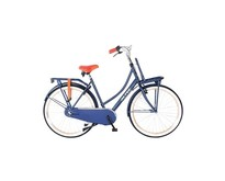 Outlet Altec Dutch Transportfiets 28 inch 57cm 3v Jeans Blue