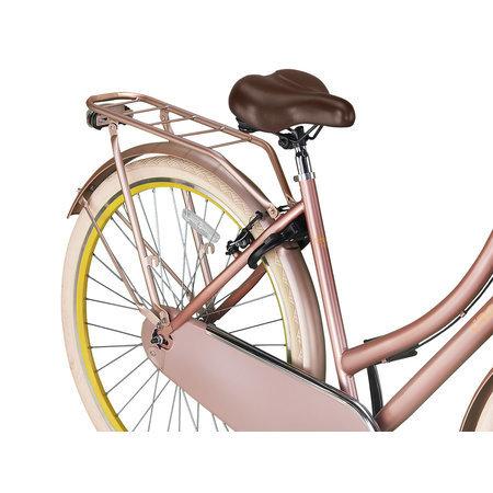Crown Crown Paris Transportfiets 28 inch 53cm Love Rose