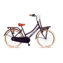 Outlet Altec Dutch Transportfiets 24 inch 3v Paars