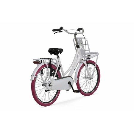 Altec Outlet Altec Urban Transportfiets 24 inch Wit