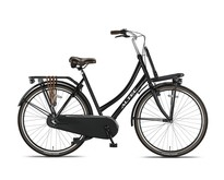 Outlet Altec Urban Transportfiets 28 inch 50cm Zwart