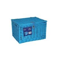 Bakkersmand Blauw Medium 41x34x27