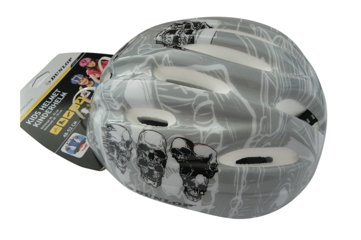 Altec Dunlop Skull Kinderhelm 48-52cm