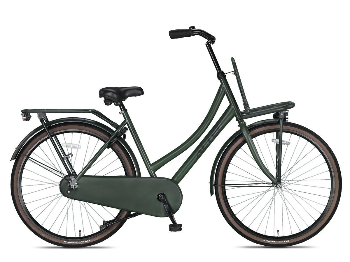 Altec Altec Classic Transportfiets 28 inch Olijf Groen