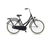 Outlet Crown Moscow Omafiets 28 inch 53cm Cream Edition