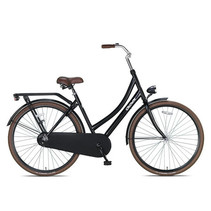 Outlet Crown Moscow Omafiets 28 inch Brown Edition 53cm